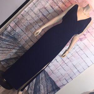 LAUREN Ralph Lauren Navy Blue Dress Size 8